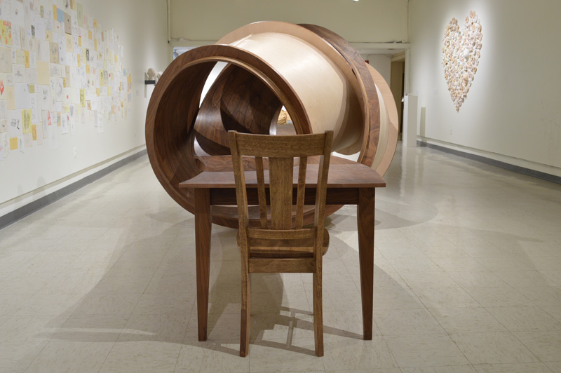 Not Now A Sculpture Table By Michael Beitz