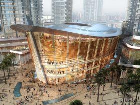 Dubai Opera House Project