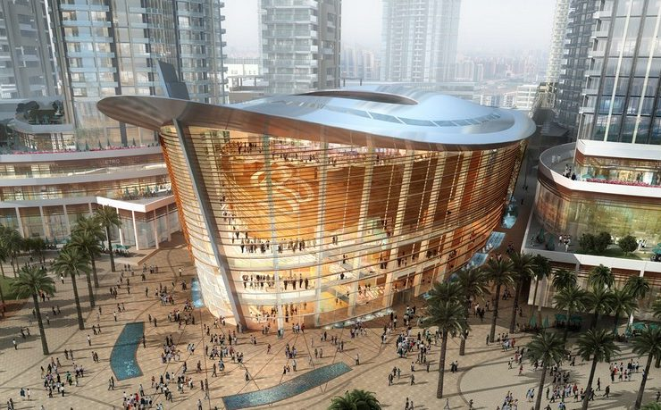 Dubai Opera House Project