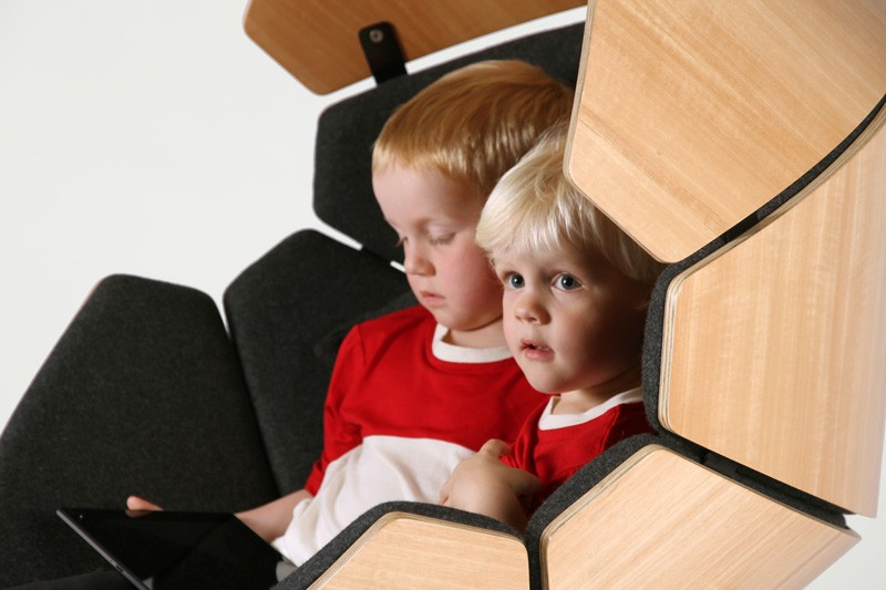 Hideaway Chair For Children By Think U0026 Shift
