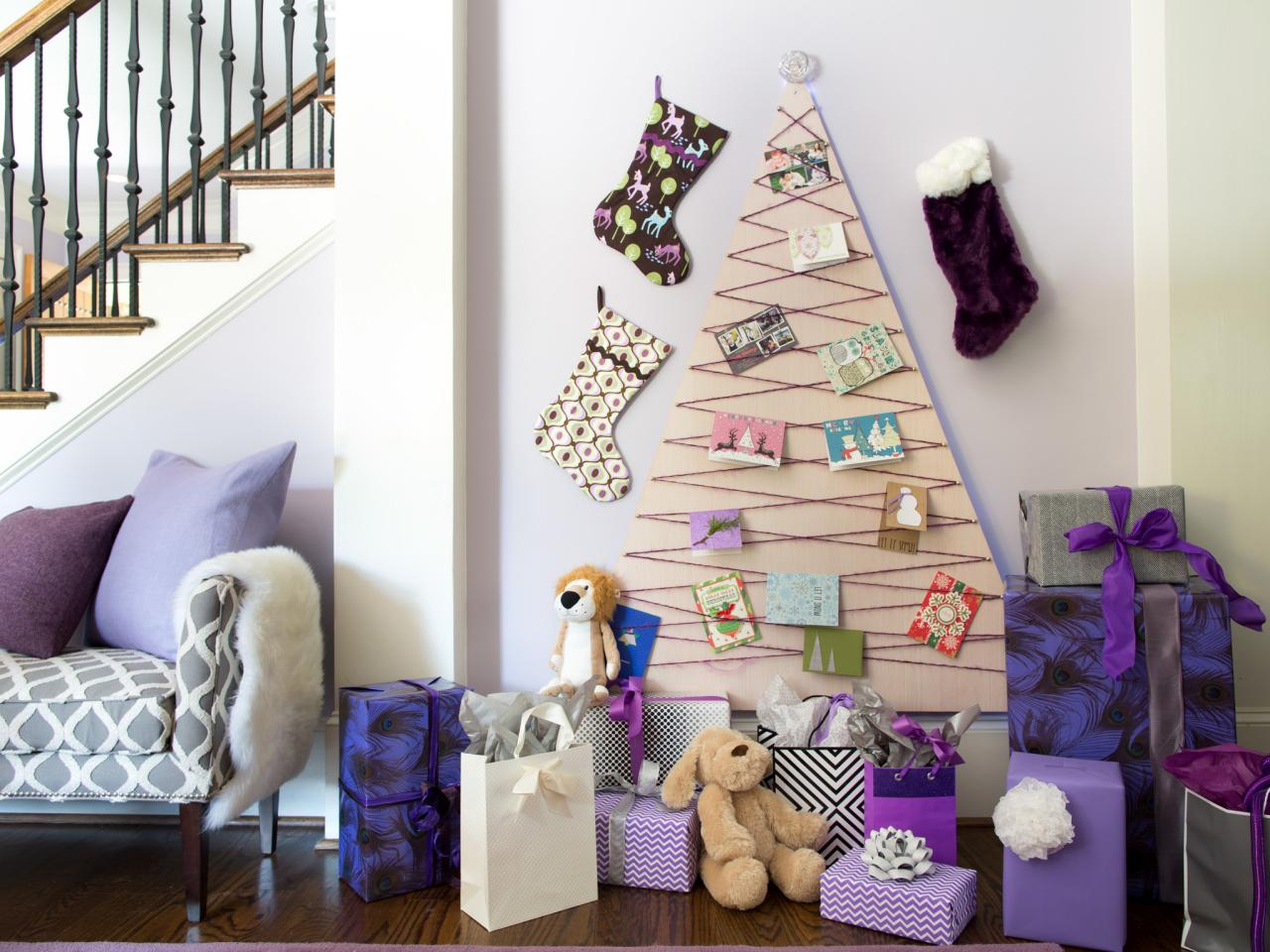 22+ Contemporary Christmas Tree decorating ideas 2018 -2019