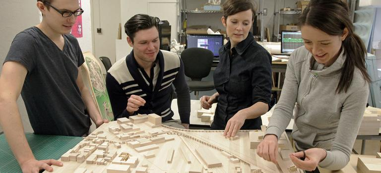 Best architecture colleges in usa 2016 urukia for Top architects in usa