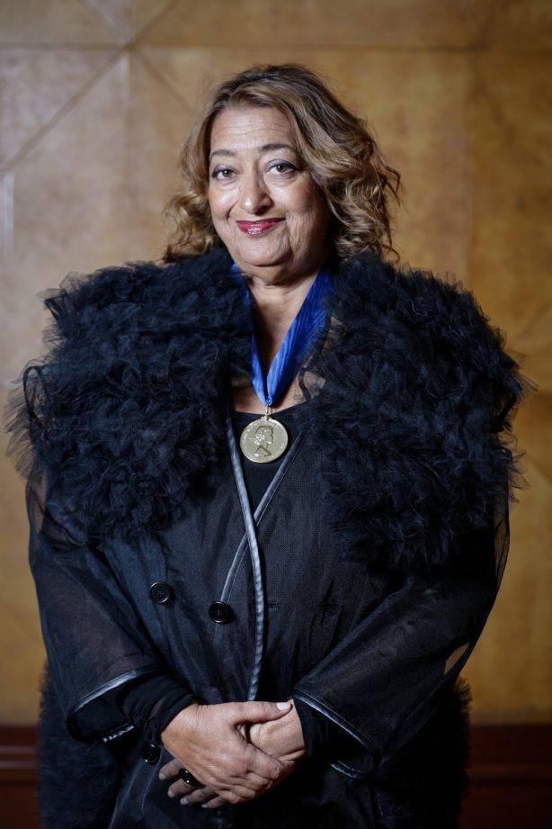 RIBA Royal Gold Medal Zaha Hadid