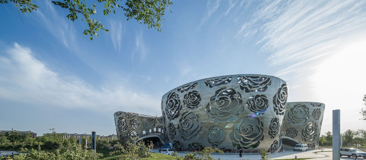 The Rose Museum in China