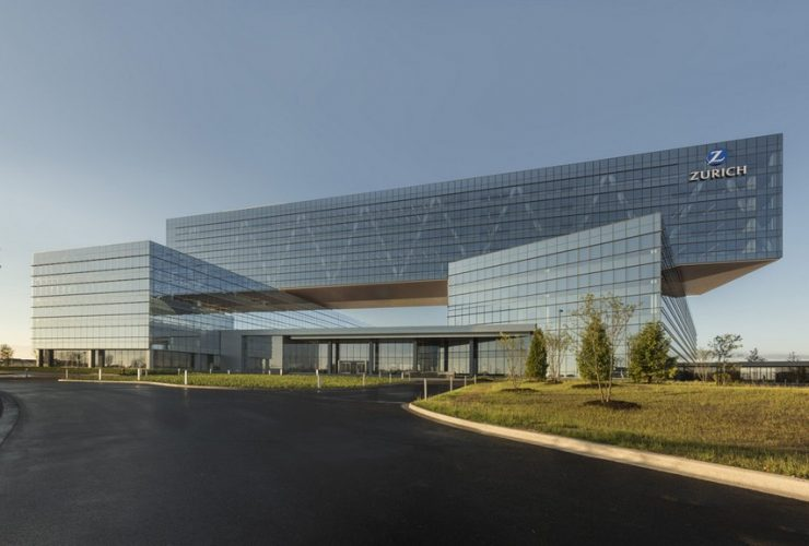 Zurich North America Headquarters, Schaumburg, Illinois