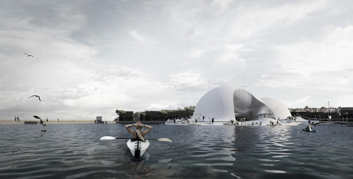 cebra architecture ARCTIC Cultural Attraction Denmark