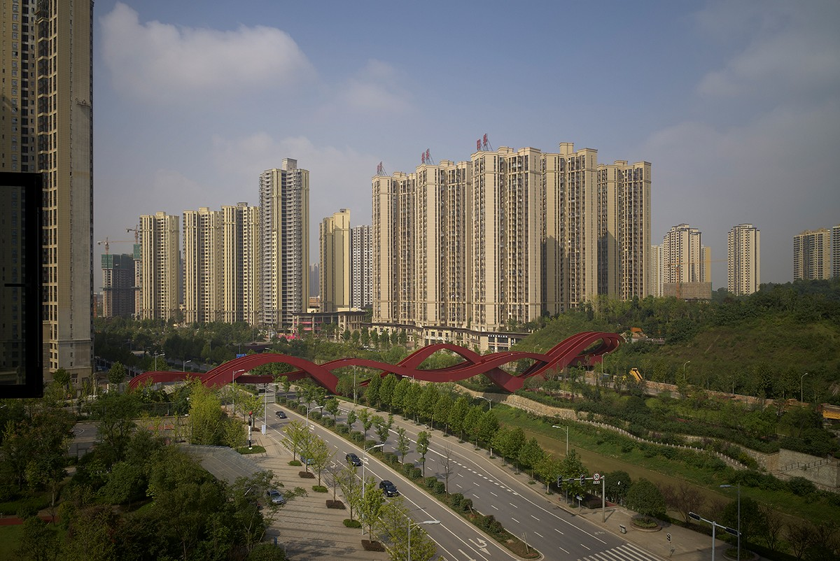 NEXT Architects Bridge in China