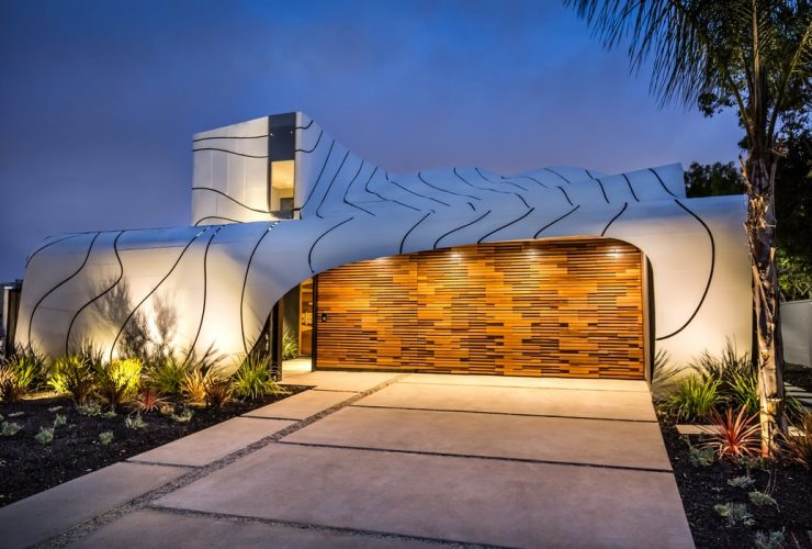 Parametric Skin Mario Romano Wave House California