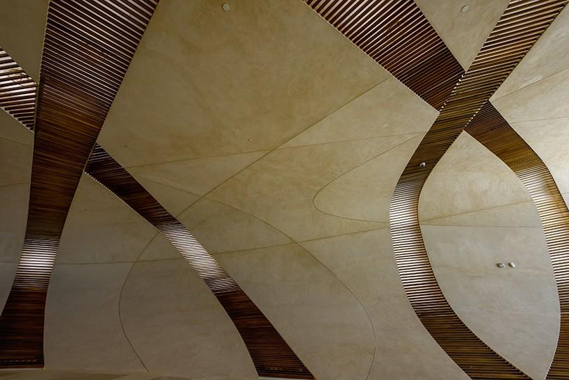 Snohetta King Abdulaziz Center for World Culture Saudi Arabia