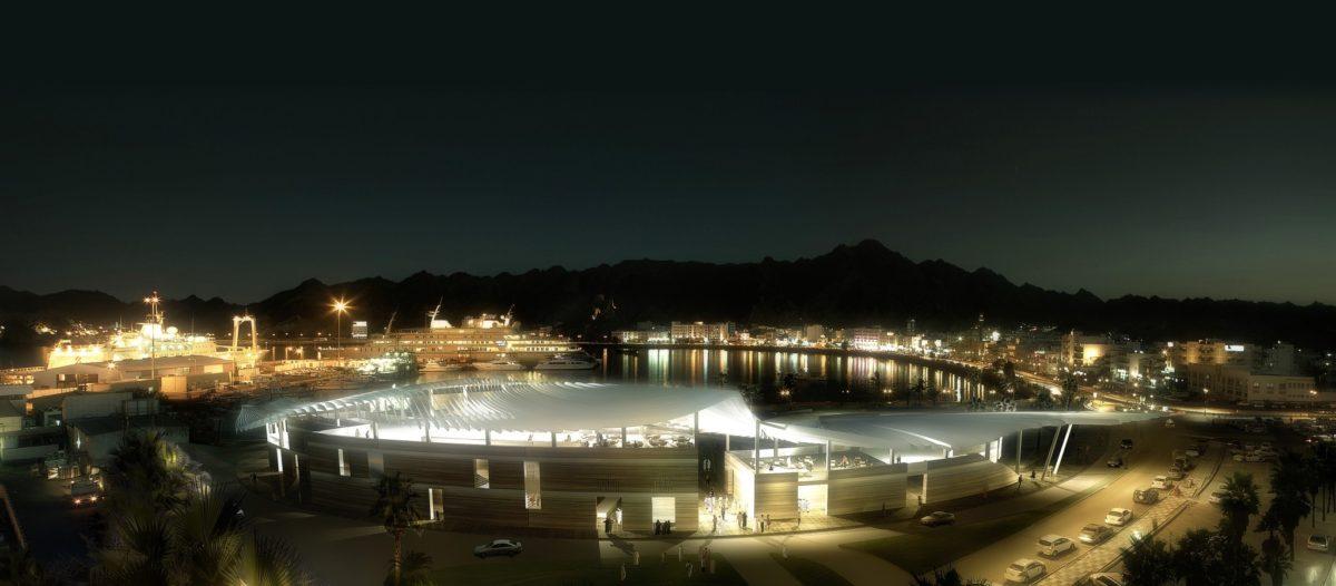 Snøhetta Muttrah Fish Market: A New Landmark for Muttrah Corniche