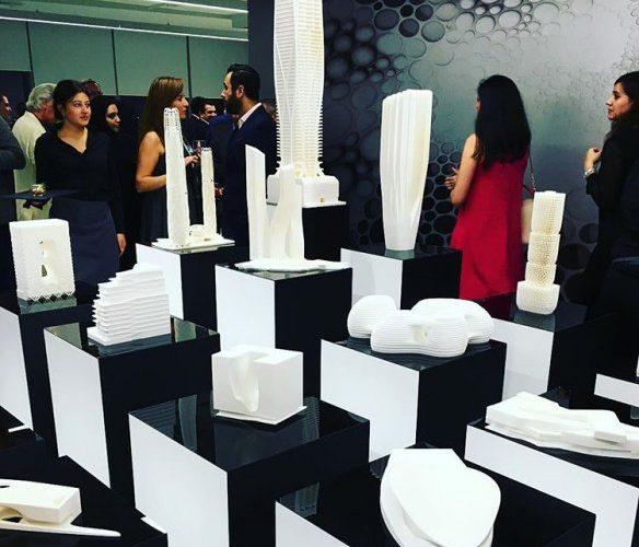 Zaha Hadid Architects Middle East Office in Dubai