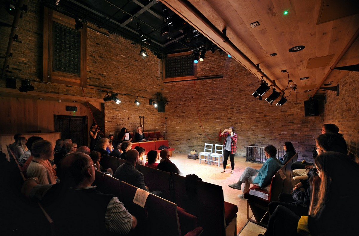 Aedas Tara Theatre in London