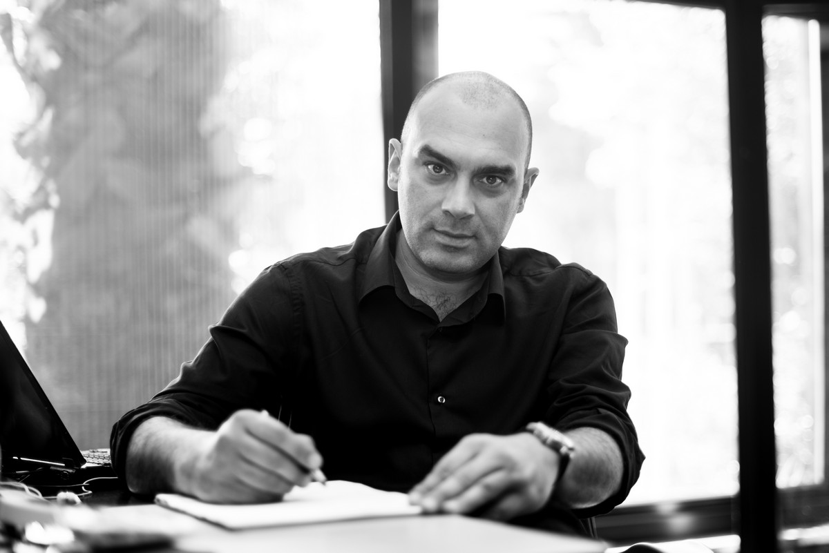 Interview with Sotiris Tsoulos