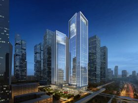 COFCO Qianhai Asia Pacific Headquarters Towers