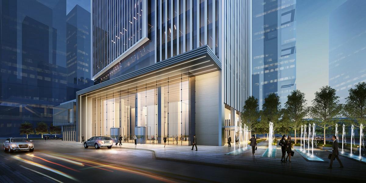 COFCO Qianhai Asia Pacific Headquarters Towers