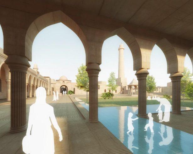 Competition Winners to rebuild Al-Nuri Mosque in Mosul