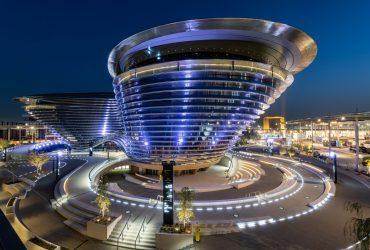 The Mobility Pavilion for 2020 Dubai Expo